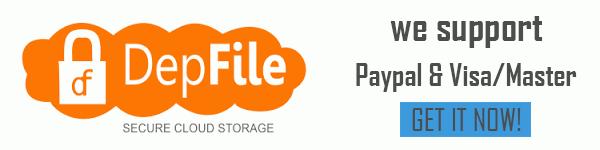 depfile premium key - depfile paypal - depfile reseller