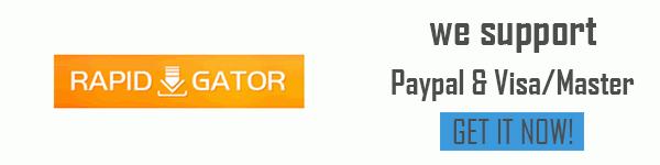 Rapidgator Paypal Reseller - Buy Premium Account/Key Quickly
